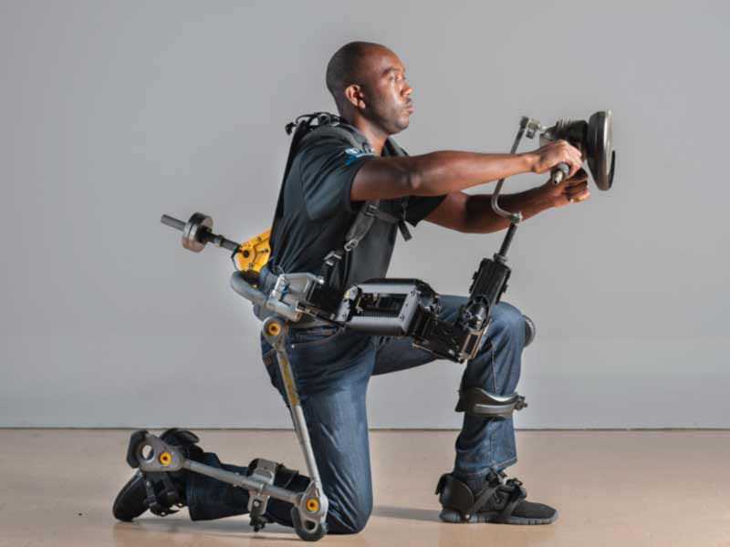 Sagem, B-Temia Sign Partnership Agreement in New Generation Exoskeletons