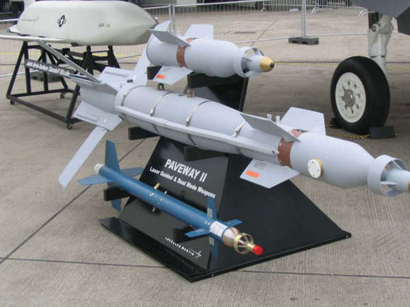 Saudi Arabia Requests Air-to-Ground Munitions from USA