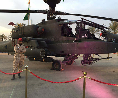Saudi Arabia Requests Further Maintenance Support Services for its Helicopter Fleet