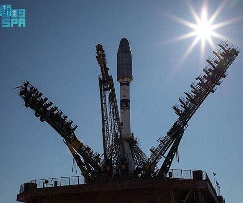 Saudi Arabia Successfully Launches Two Satellites