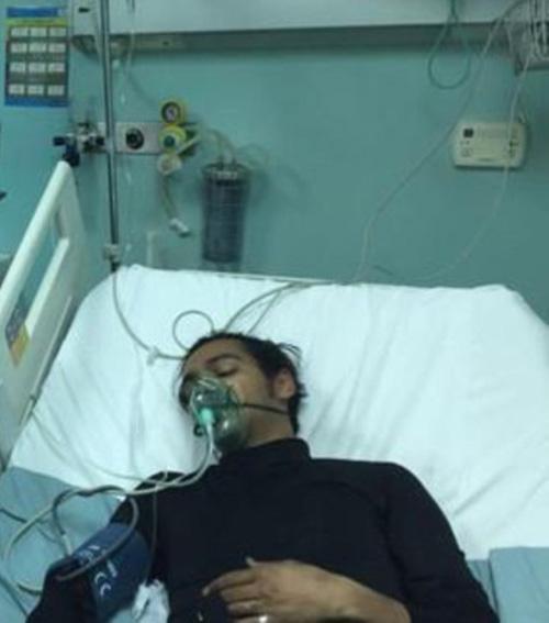 Saudi Security Officer Saves 17 Doctors from Hospital Blaze