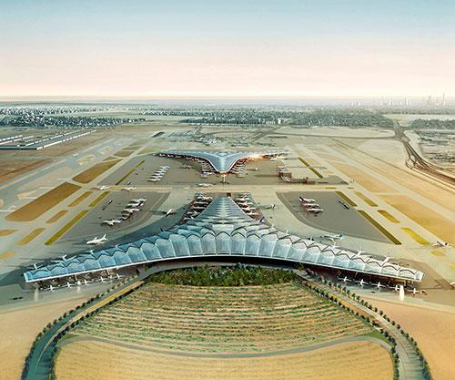 Smiths Detection to Supply Screening Equipment to Kuwait's New International Airport