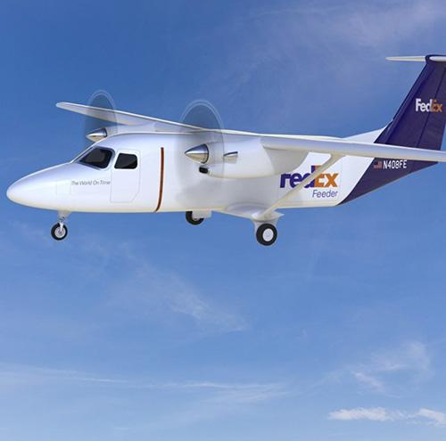 Textron Aviation Unveils Cessna SkyCourier