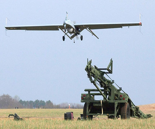 Textron Systems to Upgrade US Army Shadow Aircraft