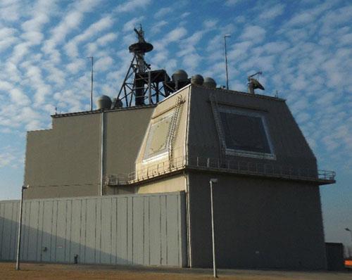 U.S. Navy Certifies First Aegis Ashore Site in Europe