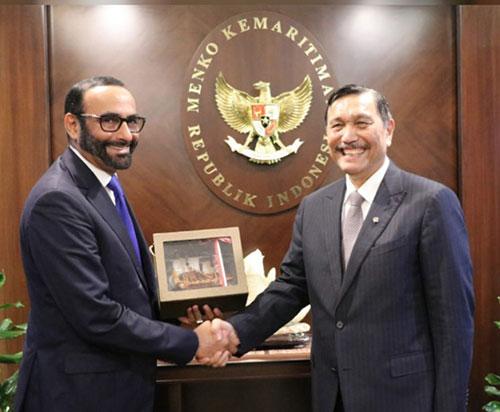 UAE, Indonesia Discuss Further Defense Cooperation