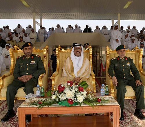 UAE Armed Forces Celebrate Graduation of 10th Batch of Recruits