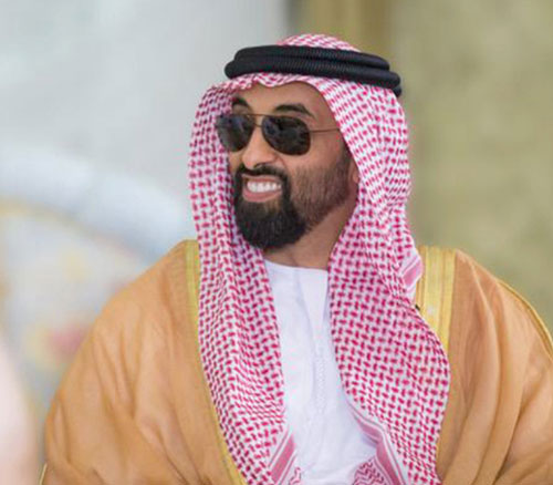 UAE National Security Adviser Receives Head of Mossad