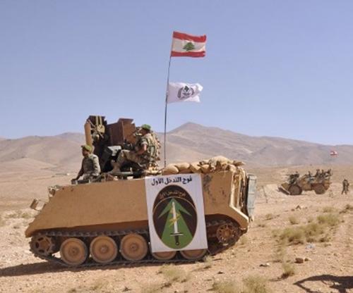 UAE Pledges $200 Million to Lebanese Army, Security Forces