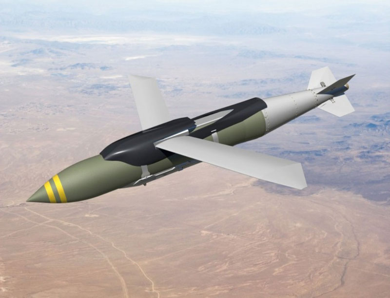 UAE Requests Joint Direct Attack Munitions (JDAM)
