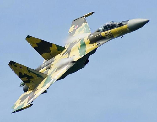 US Warns Egypt of Sanctions if it Buys Su-35 Fighter Jets
