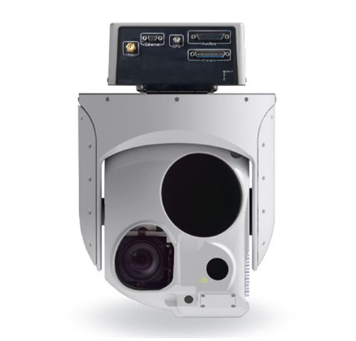 UTC Aerospace Systems Unveils Laser-Compliant Optical Payload for UASs