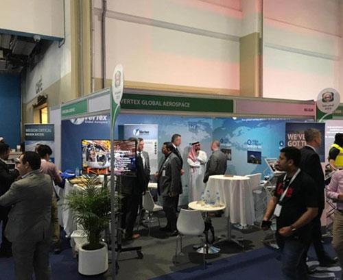 Vertex Aerospace Establishes Regional Office in Abu Dhabi