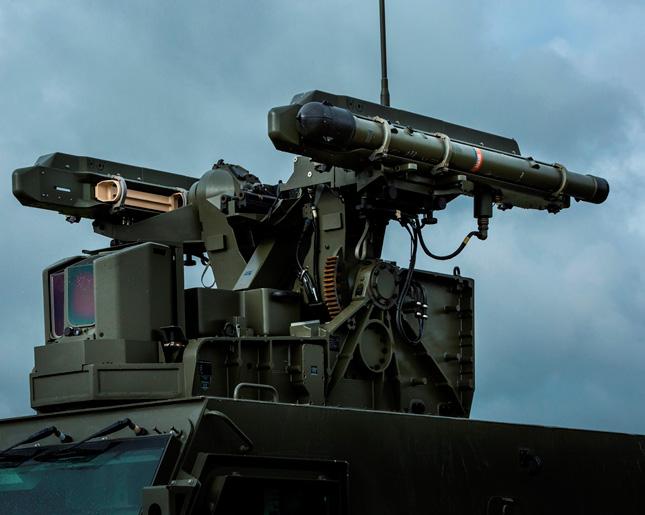 MBDA Deutschland, Rheinmetall Display New Air Defense System at ILA 2016