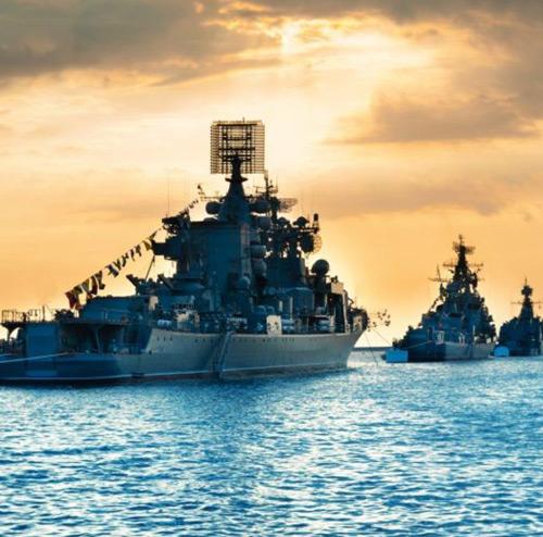 "Saudi Arabia Joins ""Aman 17"" Naval Exercise in Pakistan"