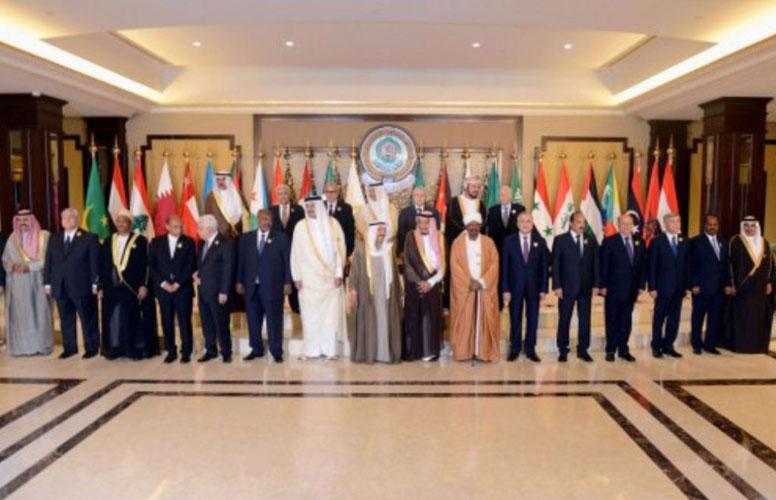 Security Concerns Dominate Arab League Summit