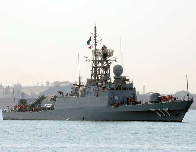 "Saudi Arabia, Bahrain Launch ""Bridge-17"" Naval Exercise"