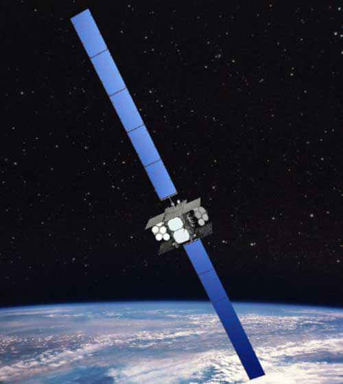 Boeing's 9th Wideband Global SATCOM Satellite Launched