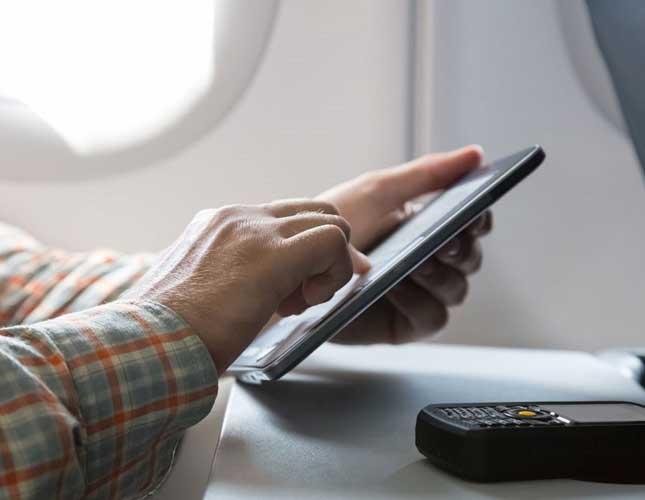 Inmarsat Certifies Honeywell In-Flight Wi-Fi Hardware