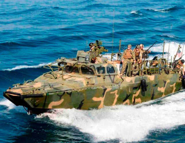 US, Allied Navies Start Naval Drills Near Iranian Shores