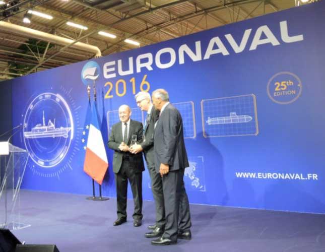 "ECA Group Receives Innovation Trophy for ""STERNA"""