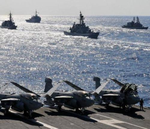 Joint Egyptian-Greek air military exercise (December 2015)