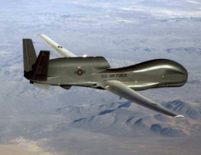 Raytheon to Modernize Ground Controls for Global Hawk