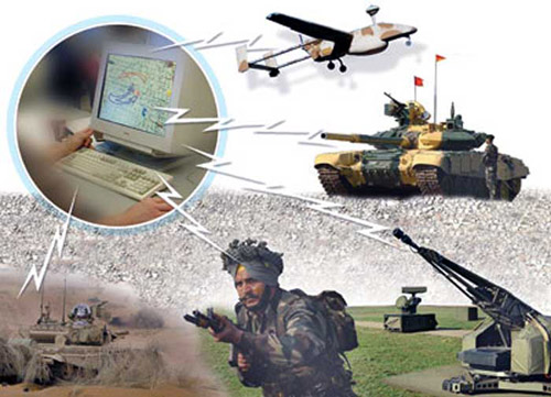 Harris Wins UAE Battlefield Management System Contract