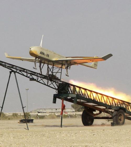 Iran's Ground Force Expanding Drone Fleet