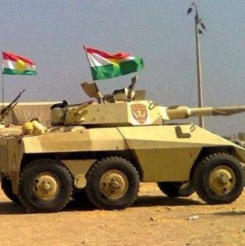 Iraq Orders Equipment for 2 Peshmerga Brigades, 2 Battalions