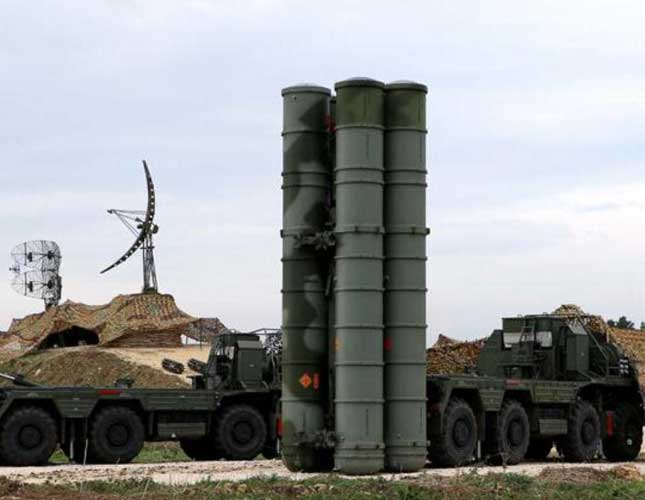 "Saudi Arabia ""Interested"" in S-400 Air Defense System"