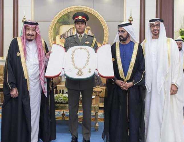 Saudi King Starts Tour of Four Gulf States