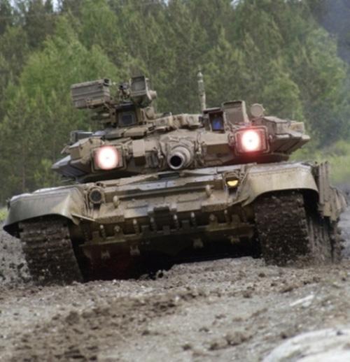 Rostec in Talks With Saudi Arabia, Kuwait on T-90 Tank