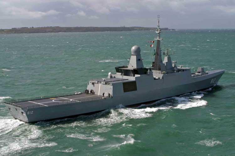 Saudi Arabia, Iran Vie Naval Supremacy