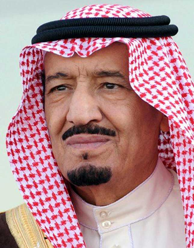 Saudi King Invites Trump to Work Together for Peace