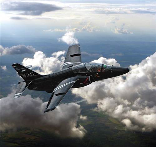 Leonardo, Italy Sign Agreement for M-345 Trainer Aircraft