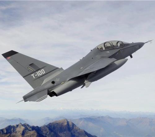 Leonardo to Compete for USAF Pilot Training Program