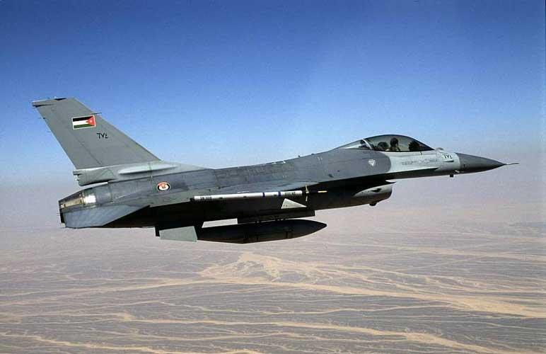 Lockheed Martin to Supply F-16 Training Systems to Jordan