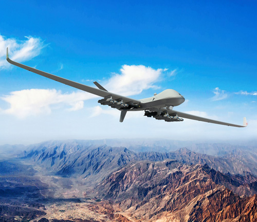 MBDA's Brimstone Planned for RAF's Protector RPAS