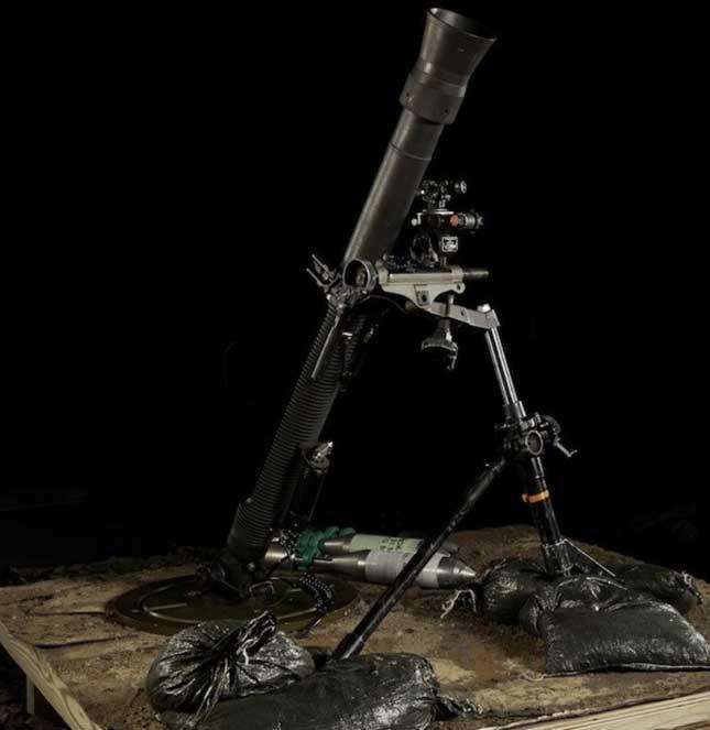 Meggitt Wins Contract for Additional Mortar Simulators