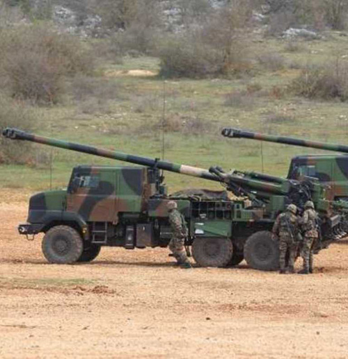 Nexter to Supply 18 More CAESAR® Systems to Indonesia