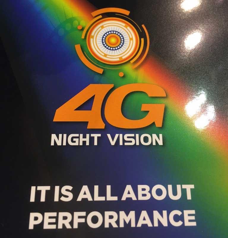 PHOTONIS Showcases 4G Virtual Reality Simulator