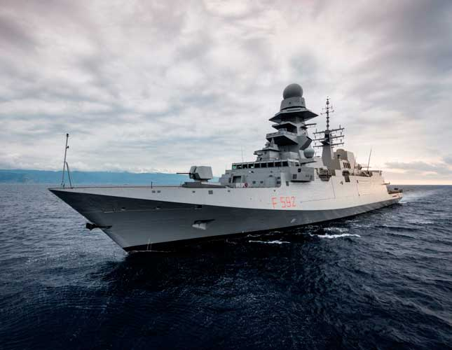 Qatar, Italy to Ink €5 Billion Deal for 4 Corvettes & Support Vessel