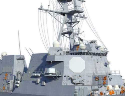 Raytheon's AMDR Executes 1st Ballistic Missile Test