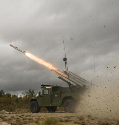 Australia Selects Raytheon's Missile Defense System