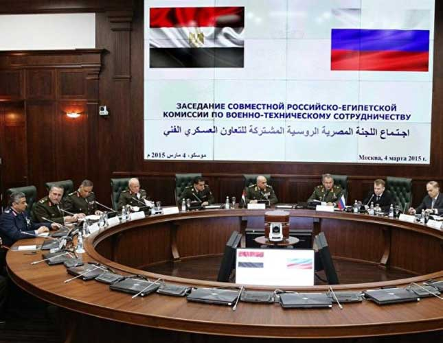 Russia Hails Egypt's Leadership on North Africa Security
