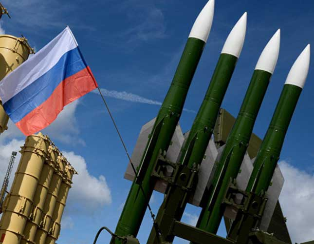 Almaz-Antey Developing New Generation of Missile Systems