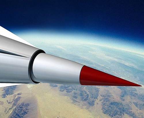 Russian Hypersonic Aircraft to Penetrate Missile Defenses