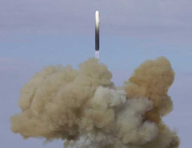 Russian Strategic Missile Forces to be Fully Digital by 2020