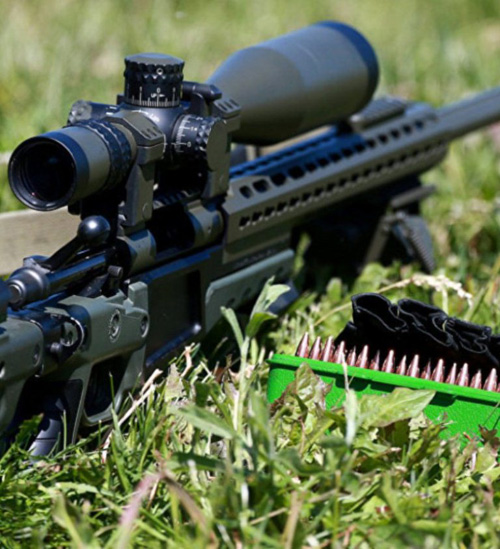 Russia Developing Next Generation Sniper Rifle